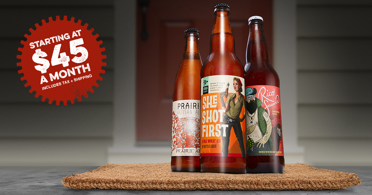 Craft beer of the month club california beer club for Best craft beer of the month club